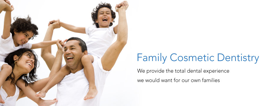 Family Cosmetic Dentistry